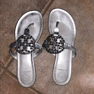 Tory Burch Miller Sandals sz 7.5